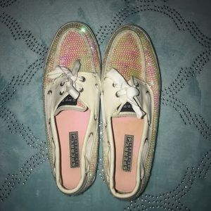 sparkly sperry's FINAL SALE